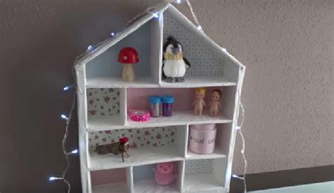 como hacer una casa para munecas de carton c 243 mo hacer muebles para casa de mu 241 ecas con cart 243 n sillas