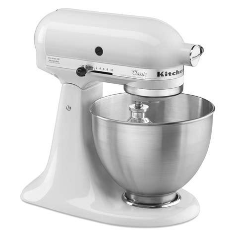 kitchenaid classic series  qt stand mixer reviews
