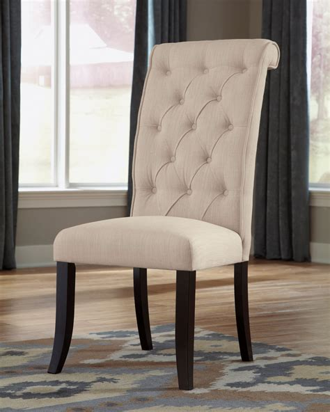 tripton dining upholstered side chair set of 2 from d530 01 coleman furniture