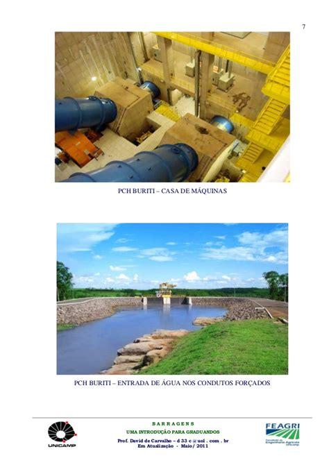 Pch Buriti - apostila barragens feagr 2011