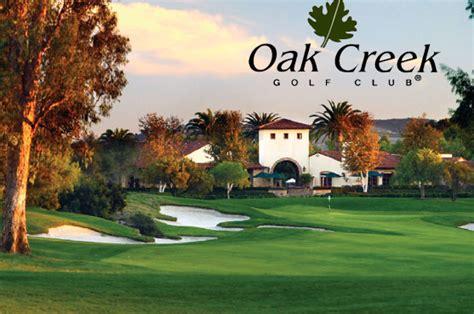 Usc Marshall Mba Academic Calendar by Oak Creek Golf Club Irvine Ca Sport Inpiration Gallery