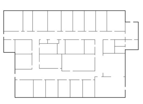 convert image to floor plan vector conversion of safety emergency evacuation