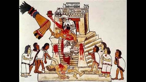 imagenes de los aztecas los sacrificios de los aztecas son un mito youtube
