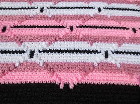 crochet pattern navajo afghan navajo indian afghan 3 free pattern all things