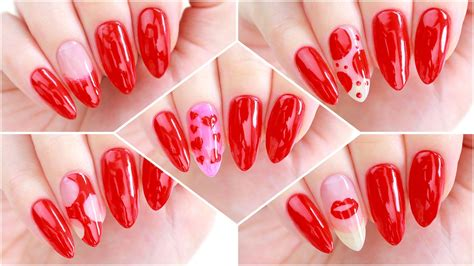 Nail With Nail Only 5 nail designs using only 1 nail