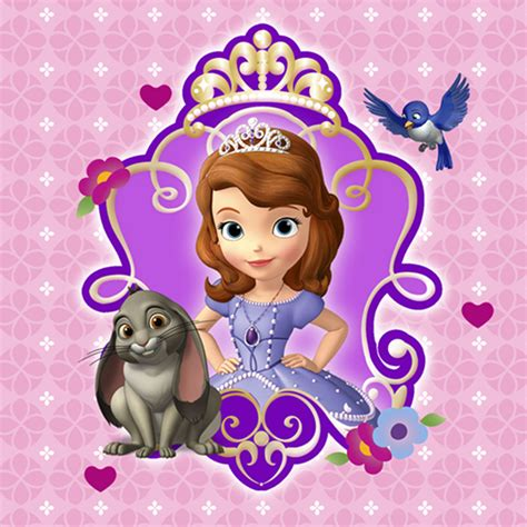 sofia the first party supplies 5 inch beverage napkins