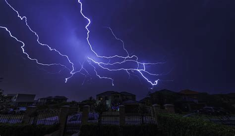 Can You Shower In A Thunderstorm by With April Showers Comes Lightning Pictures What Are