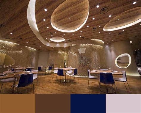 Mushroom Home Decor by 30 Restaurant Interior Design Color Schemes
