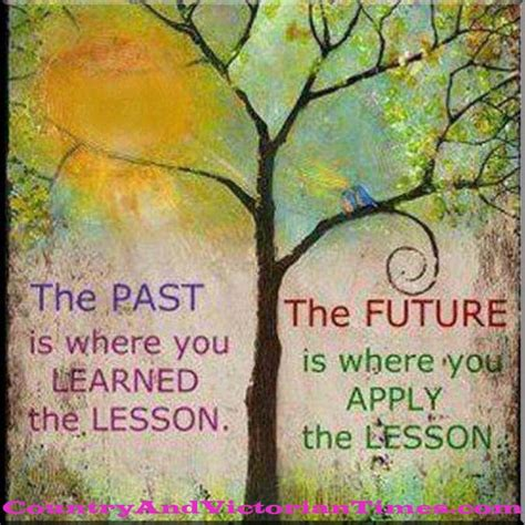 Learn From Looking past and future lessons country times