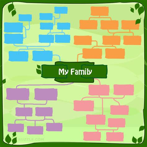 make your own printable family tree make your own family tree printable uma printable