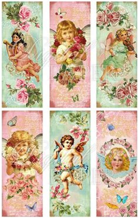free printable angel bookmarks 1000 images about printable vintage bookmarks on