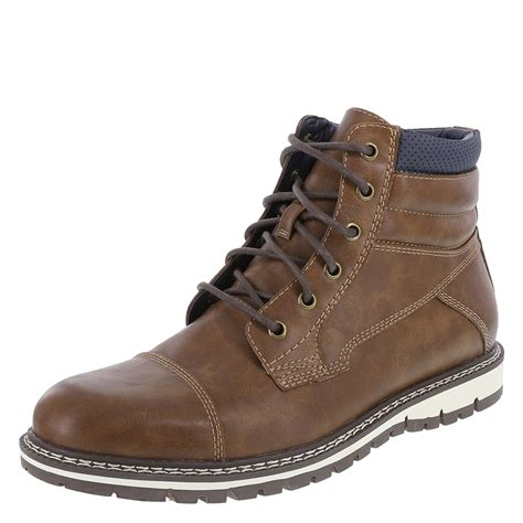 toe boots mens waylan s cap toe boot payless