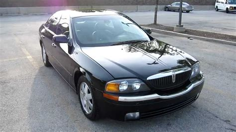 2002 lincoln ls for sale 2002 lincoln ls clean leather heated seats v6 chicago