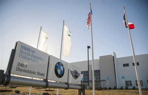 Bmw Usa Mba Careers by Bmw Opens Regional Parts Distribution Center