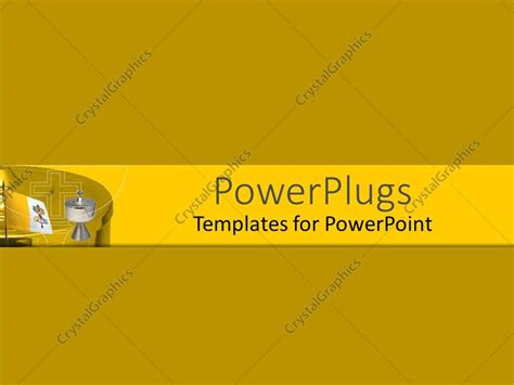 theme powerpoint yellow powerpoint template a plain bright yellow background