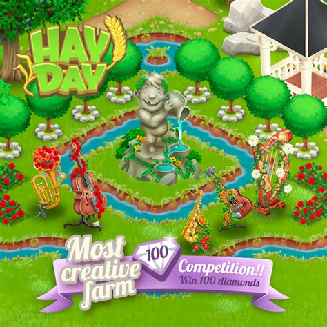 How To Find On Hay Day Win 100 Diamonds Hay Day Wiki Strategy Guides Tips And Tricks