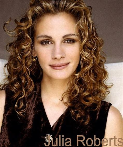 1920s hairstyles for long hair naturally curly wavy natural curly hairstyles julia roberts hair pinterest