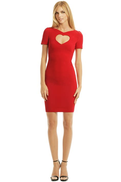 valentines day attire dress by moschino for 119 rent the runway