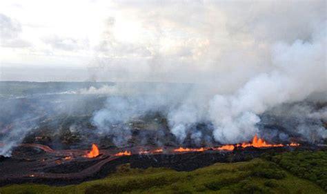 aloha haircuts hilo hours hawaii kilauea volcano erupts again spews ash up to