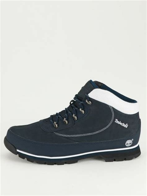 timberland timberland brook mens hiker boots navy in