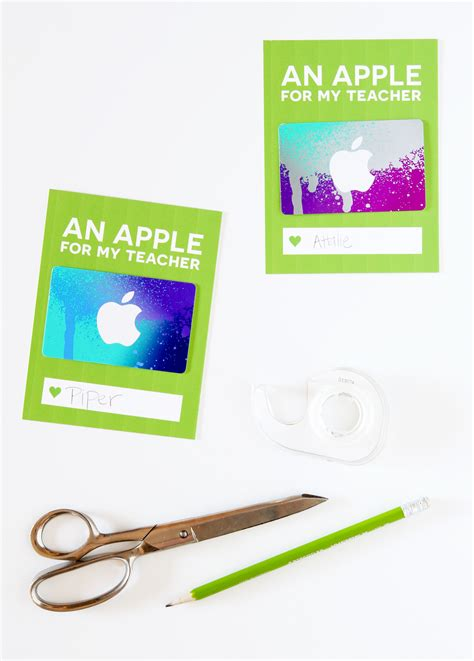 Itunes Printable Gift Card - teacher appreciation itunes gift card with paging supermom skip to my lou