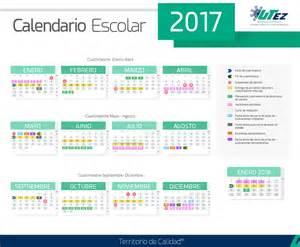 Calendario 2018 Oficial Calendario Escolar Oficial Sep 2016 2017