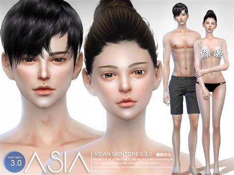 Korea Cc s club wmll ts4 asian skintones3 0 all age