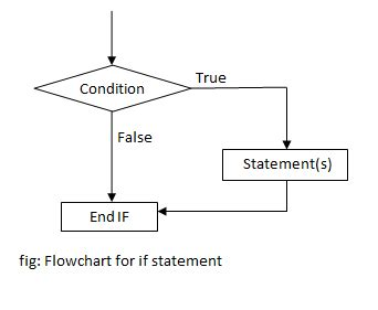 flowchart of if else statement in c design flowchart in programming with exles programiz draw
