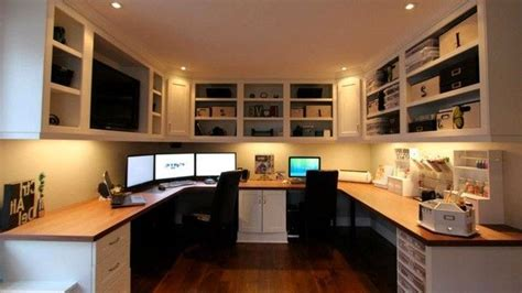 home office two desks 25 best two person desk ideas on 2 person