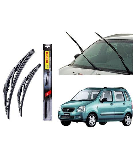 Wiper Mobil Bosch Clear Advantage 14 Inch Bosch Flat Frameless bosch clear advantage wiper blades for maruti suzuki