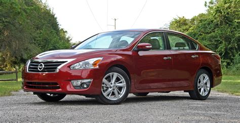 Nissan Altima Top Speed by 2014 Nissan Altima Driven Review Top Speed