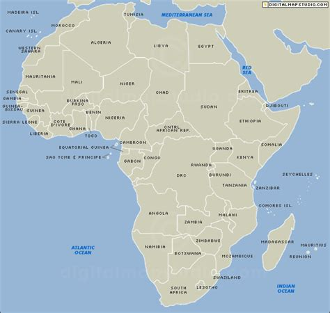 maps 4 africa free free maps of africa and southern africa by