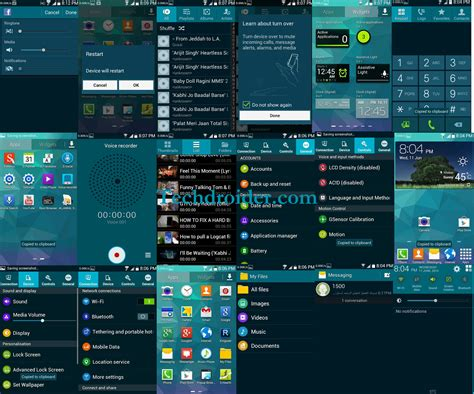 themes galaxy core v3 final update samsung galaxy core duos with 4 4 2