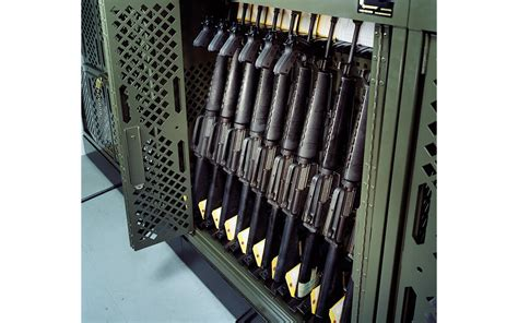 weapon racks weapons storage spacesaver corporation