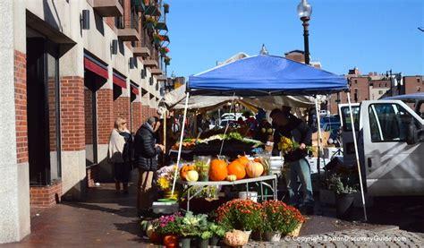 haymarket boston historic outdoor market boston