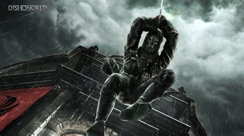 dishonored video game wallpapers hd wallpapers id