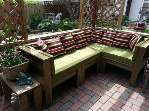 Beautiful Kmart Garden #2: Green-patio-furniture-cushion-covers-with-regard-to-homemade-patio-furniture-homemade-patio-furniture.jpg