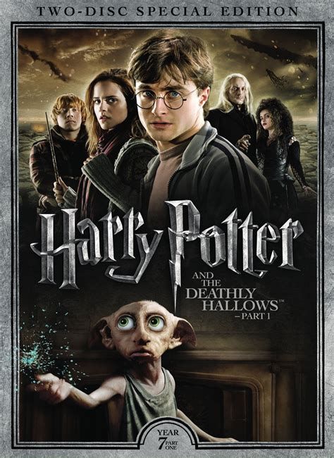 Dvd Harry Potter And The Deathly Hallows Part 2 harry potter and the deathly hallows part 1 dvd release