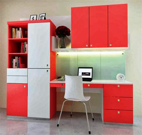 Simple Study Room Design Idea Bedroom Study Room Design