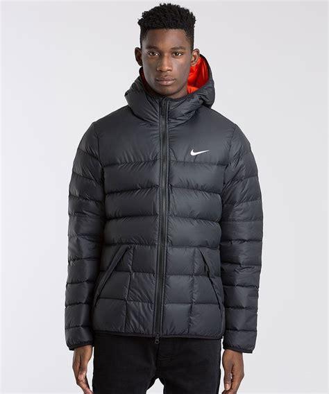 Jaket Nike Parka Taslan Black nike puffer jacket black sale up to 73 discounts