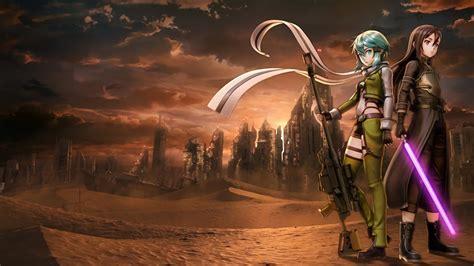 wallpaper hd 1920x1080 sword art online sword art online fatal bullet video game wallpaper hd