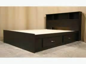 Bed Frame With Storage Underneath Size Bed Frame With Storage Underneath Wooden Global