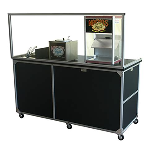 food cart with sink monsam enterprises fcs 001 food cart with portable sink