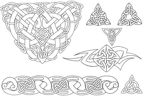 celtic art tattoo designs celtic artwork tattoos images