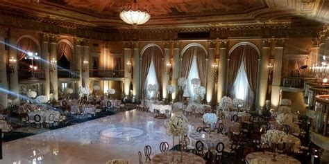 wedding in los angeles california millennium biltmore hotel los angeles weddings