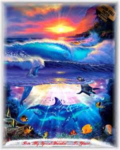 hawaiian photo album hawaiian dolphin seal sunset photo album from waikiki hawaii photograph book ebay