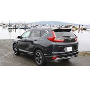 First Drive 2017 Honda CR V  Driving