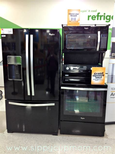 whirlpool black ice discovering whirlpool and maytag appliances at new h h