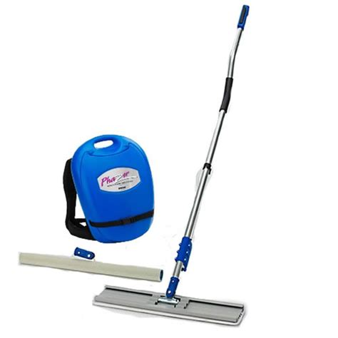 mobile janitorial floor wax ecolab 92026016 phazer 174 mobile floor care system backpack