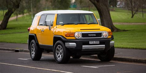 fj cruiser car 2016 toyota fj cruiser review photos caradvice